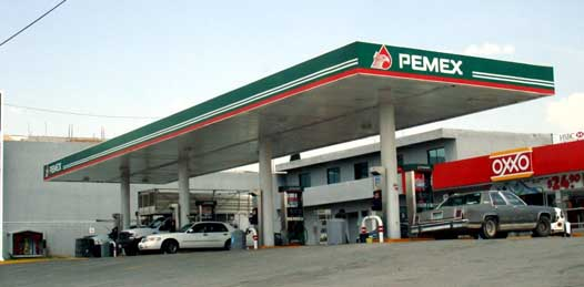 Que sólo 2 gasolineras presentaron irregularidades tras inspección de PROFECO
