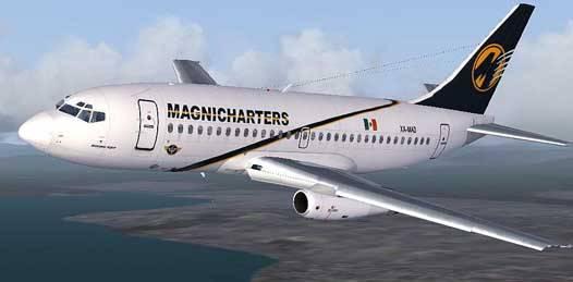 Pronto conectará Magnicharters a Loreto y La Paz con el resto del país