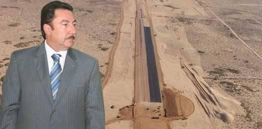 """Exhorta Senado a SCT informe sobre concesiones de aeródromo """"Las Arenas"""""""