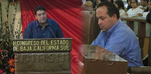 """Cayó el diputado Valdivia """"en lo circense"""" opina del líder estatal del PAN"""