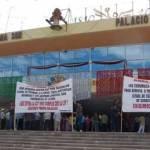 18 ejidos ha invadido la Secretaría de Comunicaciones y Transportes (SCT) en el proceso de construcción de la carretera transpeninsular.