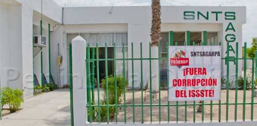 Se suma el sindicato de SAGARPA a la demanda de auditoría al ISSSTE