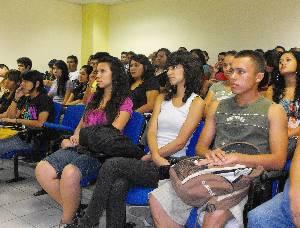 """Inauguran en la UABCS el ciclo académico """"Foro de Comercio Exterior 2011-II"""""""