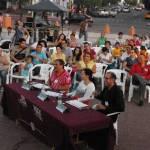 """Estudiantes de la UABCS participaron en el concurso """"El libro en mi vida 2011"""", llevado a cabo el pasado 13 de septiembre, en el marco del XXX Aniversario de la Feria Internacional del Libro Politécnica."""