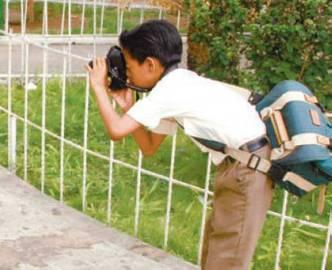 """Por cerrarse el registro  para el certamen infantil de fotografía """"El Parque"""""""
