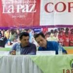 El día de ayer, con asistencia de funcionarios de las tres esferas de gobierno, fue instalado, y tomada la protesta de sus miembros, el Comité de Planeación para el Desarrollo Municipal (COPLADEMUN) de La Paz.