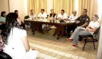 Escuchó el Alcalde a los integrantes del Consejo Municipal de Educación