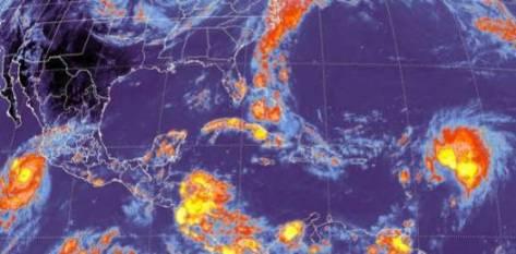 Hilary ha sido el huracán más poderoso de este año, mostrando características de un huracán binario, la semana pasada significó un fenómeno memorable para la comunidad meteorológica mundial.