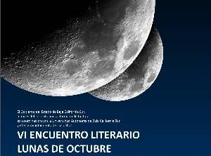Amplian plazo para recibir ponencias para Lunas de Octubre
