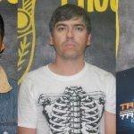 Néstor Adrián Vélez Victorio, Ermes Heladio Rivera Reyes y José Román Cota.