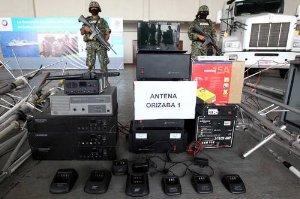 Desmantelan red de comunicaciones de Los Zetas en Veracruz