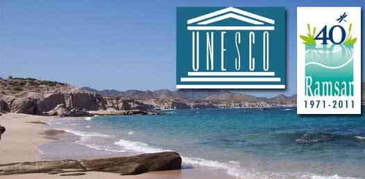 Arribará a BCS delegación diplomática de la UNESCO y Ramsar para estudiar el caso Cabo Pulmo