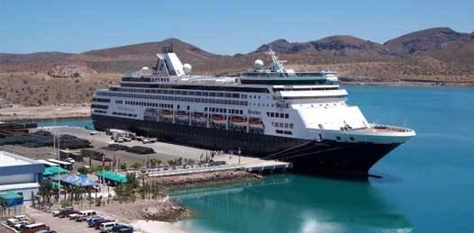 Que siempre no. Cancelan cruceros sus llegadas a La Paz