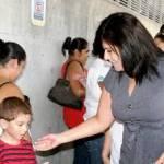 La Presidenta del Sistema para el Desarrollo Integral de la Familia; Gloria Gavarain de Agúndez señaló que se busca atender la solicitud de padres de familia, respecto al creciente problema del acoso escolar.