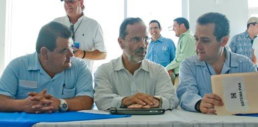 Gran parte del éxito del PAN dependerá de  la selección de sus candidatos descubre Gustavo Madero