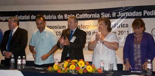 Reconocen a pioneros de la pediatría en sudcalifornia