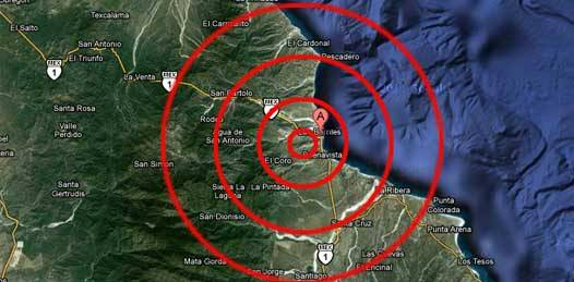 """Temor en los Barriles por """"enjambre sísmico"""". Nada de que preocuparse: geólogos"""