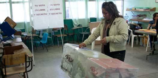 En el LVIII aniversario del voto femenino, reconocen avances, pero aun no se llega a la total equidad de género