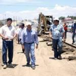 A través de los diversos programas de orden federal, estatal y municipal, el H. XI Ayuntamiento continua realizando proyectos y propuestas de obras a culminar con el presupuesto del próximo 2012, dijo el alcalde cabeño.