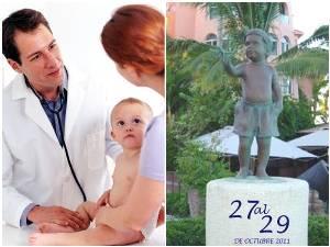 Todo listo para el IV Congreso Estatal de Pediatría