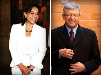 AMLO y Vázquez Mota, los rivales del PRI en 2012 según Moreira
