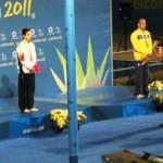 Oro y récord Parapanamericano para Yazmith y Luis Armando.