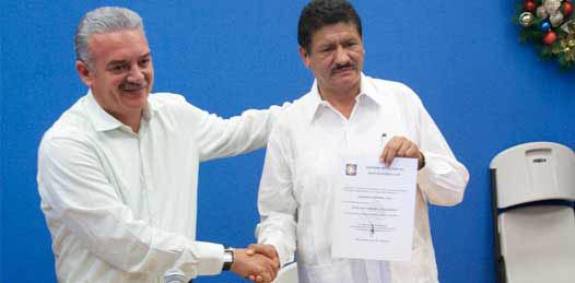 """Llegando ya encontró el nuevo Secretario General de Gobierno """"inconsistencias"""" en reestructuración de la deuda de municipios"""