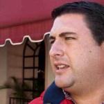 """""""Un encuentro casual"""" llamó el delegado priista Ricardo Barroso Agramont la reunión que sostuvo con Antonio Agúndez Montaño, presidente municipal de Los Cabos."""