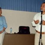 """Se impartió en la UABCS la Conferencia Magistral """"Turismo y Cambio Sociocultural"""", a cargo del Dr. Juan Carlos Monterrubio y de la Dra. Marivel Mendoza Ontiveros, profesores-investigadores de la UAEM."""