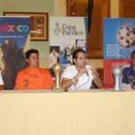 El director municipal de Turismo en Los Cabos, Joel Ramón Abaroa Delgado, dijo que es de gran relevancia que se realice en este municipio la Tercera Edición de la Copa Pacífico de futbol, el cual es un torneo en el que participarán 14 equipos de Brasil y 10 equipos cabeños.