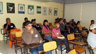 Realizaron Estudiantes de la UABCS, Campus Guerrero Negro un viaje teórico-práctico por el estado