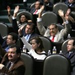 La mayoría de los legisladores la hizo de levantadedos, pues siguió las indicaciones de sus líderes parlamentarios para sacar adelante el Proyecto de Egresos.