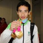 Vaya debut en este tipo de competencias para este atleta sudcaliforniano, quien realmente sorprendió a todo mundo con sus actuaciones en la alberca del Centro Acuático Scotiabank.