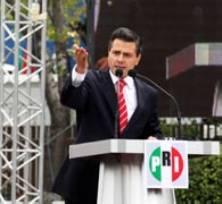 Se registra Peña Nieto como precandidato