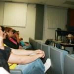 En el curso de capacitación, desarrollado el 24 y 25 de noviembre, impartido por la maestra Olga María Martínez Vega, se abordaron los siguientes temas: el trabajo ericksoniano con grupos, la respiración.
