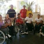 La selección nacional de atletismo sobre silla de ruedas ha iniciado la fase final de su preparación, con miras a su participación en los Juegos Para Panamericanos que se van a realizar del 12 al 20 de noviembre en Guadalajara, Jalisco.