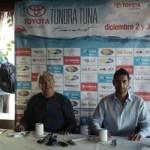 Cliserio Mercado Hernández, en su calidad de organizador del torneo, comentó que se espera la participación de por lo menos 30 embarcaciones para este año, recalcando que para la siguiente edición se hará más grande para cerrar con broche de oro la temporada de pesca deportiva en Los Cabos.