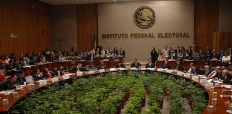En Baja California Sur se han fijado, para los precandidatos a Senador de mayoría relativa, topes de 2.2millones de pesos y los precandidatos a diputado les dan 448 mil 149.45.