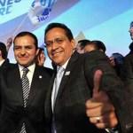 Marcos Covarrubias firmó a título de gobernador del Baja California Sur una carta en la que, junto con otros mandatarios manifestaba su apoyo a las aspiraciones del entonces Secretario de Hacienda.