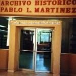 """Fabián Barajas Sandoval, director del Instituto Sudcaliforniano de Cultura (ISC), declaró que """"el gobierno del estado, consciente de la importancia que reviste el Archivo Histórico Pablo L. Martínez, se ha dado a la tarea de recuperar el proyecto que le permitirá tener una nueva sede""""."""
