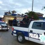 Los policías siguieron al camión urbano hasta el hotel Cactus de la colonia Buenos Aires, donde detuvieron al frustrado ladrón trasladándolo en la unidad oficial a donde permanecía el camión urbano abandonado, estando ahí presente Humberto Cárdenas y sin temor a equivocarse señaló plenamente a la persona asegurada, manifestando que era la persona que minutos antes le había robado el camión