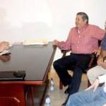 Ramón Meza Verdugo, presidente de la Comisión Estatal de Derechos Humanos, realizó una visita a la delegación de Cabo San Lucas, para conocer parte de la problemática que se presenta en cuanto a asuntos relacionados con los derechos humanos de los ciudadanos que siguen siendo vulnerados por policías ministeriales, federales y municipales.