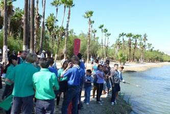 Presenta el Estero San José gran avance en su limpieza
