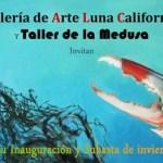 Como una nueva propuesta para la comunidad paceña para vivir con arte, Galería Luna California y Taller de la Medusa abre sus puertas.