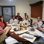 Manuel Curiel Castro destacó los alcances del Proyecto Estratégico de Desarrollo 2011-2015 del Organismo Operador del Agua, que contiene 11 estrategia y 224 acciones, 72 de ellas de alta prioridad, para lograr hacer más moderno y eficiente al OOMSAPASLC. Ante ello, los consejeros aprobaron de manera unánime los puntos, haciendo sugerencias y propuestas sobre los temas, para un mejor desempeño del Organismo Operador del Agua.