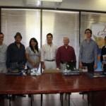 """Se reconoció a los participantes del """"Primer Certamen Estatal de Reseña de los Atractivos Turísticos de BCS""""."""