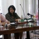La presidenta de la Diputación Permanente adelantó que este 2012 entrará en funciones la Junta de Gobierno y la disolución final de la Gran Comisión en una junta de Coordinación Política.