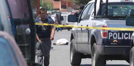 Registrados 10 homicidios relacionados con el crimen organizado sólo en el 2011