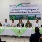 Aumentar la comercialización e industrialización de productos locales y elevar la calidad de vida de los campesinos, son los objetivos principales del Consejo Municipal para el Desarrollo Rural Sustentable.