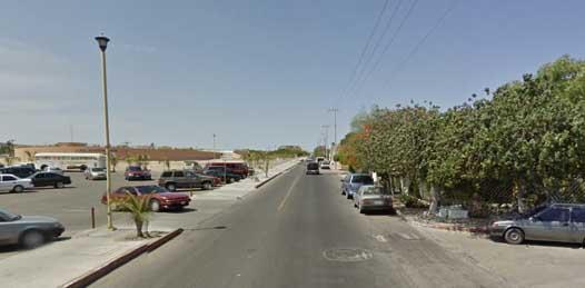"""Imparables los """"robacobre"""": se llevaron todo el cableado de la avenida Carabineros"""